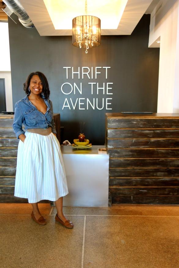 Tanisha Redefines Thrifty